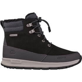 Viking Footwear Rotnes GTX Shoes Kids black/charcoal